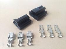 GMH Holden 3 Pin Connector Plugs & Terminals LJ LH LX HQ HZ WB gts Torana SS
