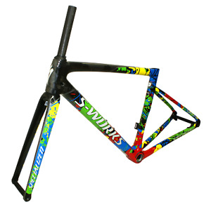 Specialized S-Works Tarmac SL6 Disc Limited Edition World Champion Frameset