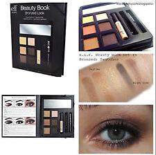 E.L.F ELF ~ Beauty Book ~ Bronzed Look ~ Kit 6 Eyeshadows Primer Eyeliner