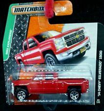 Matchbox Jeep Hurricane #116 MBX Explorers Red 2015 Short Card