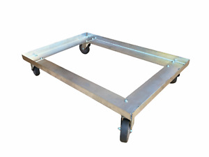Galvanised Dolly for Boxes / Crate