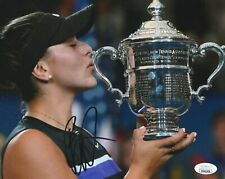 BIANCA ANDREESCU SIGNED US OPEN 8X10 PHOTO  JSA AUTHENTICATED 2