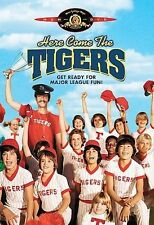 NEW - HERE COME THE TIGERS Richard Lincoln Kathy Bell DVD -RARE & OOP!