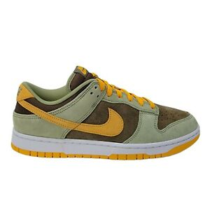 Nike Dunk Low SE Dusty Olive White Brown Men's Size 10.5 DH5360 300