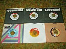 SOLO BEATLES LOT OF 6 PROMO 45's PAUL, GEORGE, RINGO