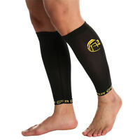 Copper Compression Calf Sleeve Leg Support Brace Sports Shin Socks Sports Guard