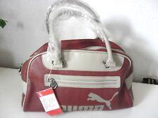 SAC PUMA NEUF SLM SAMPLE 063871 L40XW20XH25 Sport Bag Sporttasche Oxblood Red