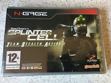 SPLINTER CELL N-GAGE BRAND NEW SEALED