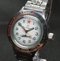 USSR WATCH VOSTOK WOSTOK soviet mechanical watch KOMANDIRSKIE