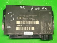 AUDI A4 B6 B7 2008 Comfort Control Unit 8E0959433BM TEMIC 00002731C4