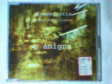 ALMAMEGRETTA Gramigna cd singolo PR0M0 RARISSIMO