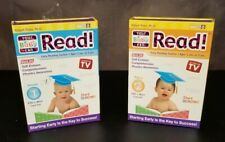 Your Baby Can Read! Early Language Development System 3 Mos-5 Yrs Robert Titzer