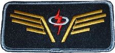 "Space Above and Beyond TV Series Angry Angels 4"" Patch"
