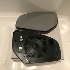 Honda Civic 2012-17 Heated Left Side Passenger Door Wing Mirror Glass  NEW