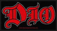 DIO - Logo - Aufnäher / Patch