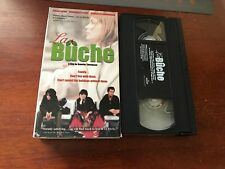 La Buche VHS VIDEO Sabine Azéma, Emmanuelle Béart FRENCH COMEDY ENGLISH SUBTITLE