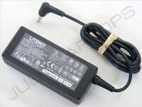 Véritable Original Liteon 19V 3.42A 65W Adaptateur Alimentation AC Chargeur PSU