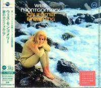 WES MONTGOMERY-CALIFORNIA DREAMING-JAPAN UHQCD Ltd/Ed G88