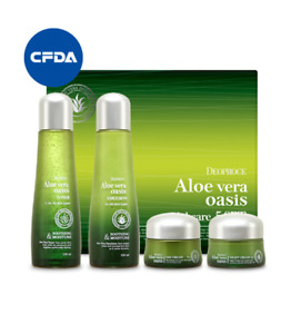 Deoproce Aloe Vera Oasis Special Care 4 Set - FREE SHIPPING