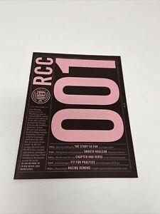 Rapha RCC 001 Catalog