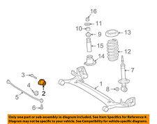 TOYOTA OEM 05-09 Prius Rear Suspension-Bushings 4872502290