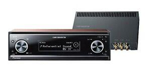 Pioneer Carrozzeria Car Audio DEH-P01 receiver Auto Time Alignment 1DIN CD/USB J