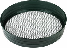 1/4 Inch Heavy Duty Metal Garden Soil Compost Stone Riddle Sieve Mesh Sifter