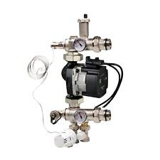 Festwertregelset für Fußbodenheizung mit Pumpe Grundfos UPM Konstantwertpumpe