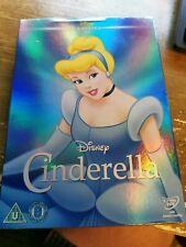 cinderella brand new walt disney classics 12 dvd region 2 with slipcase