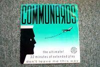 "COMMUNARDS Don't Leave Me This Way 1986 UK 12"" Vinyl Single **FREE UK POST**"