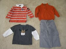 Lot of 4 pieces baby boys size 24M Children Place Cherokee Carter's