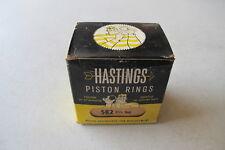 NOS Hastings Mfg 582 Engine Piston Ring Set (582 3-1/2 STD)