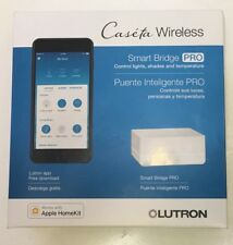 LUTRON CASÉTA WIRELESS SMART BRIDGE PRO L-BDGPRO2-WH WHITE