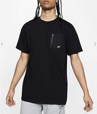 Nike Sportswear Lightweight Mix Men's Short-Sleeve T-Shirt Size Large