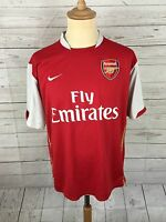 Men's Arsenal Home Shirt - Large - 2006/08 - Nike - Great Condition
