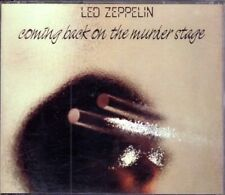 LED ZEPPELIN Coming back on the murder stage Rare 2CD 91 made in Italy