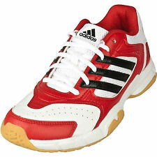 ADIDAS Feather Replique Indoor Trainer Court Shoe UK 7 EU 40.2/3  NEW BOXED