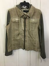 Ookie & LaLa hoodie jacket Women's Size Large With Good NWT