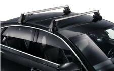 NEW GENUINE AUDI A6 C8 SALOON ACCESSORY ROOF BARS SET