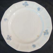 James Edwards Porcelaine A La Perle Chelsea Sprig Ironstone Plate C. 1842 - 1854