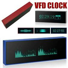 Audio Vfd Clock Music Spectrum Display Sound Level Indicator Dot Matrix Mic