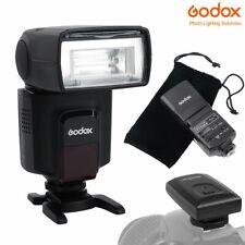 GODOX TT520 II Blitzlicht Speedlite + Transmitter Für Canon Nikon Olympus Kamera