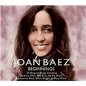 Joan Baez - Beginnings, Joan Baez, Audio CD, Acceptable, FREE & FAST Delivery