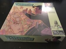 ROCKETVILLE BOARD GAME  AVALON HILL New Sealed