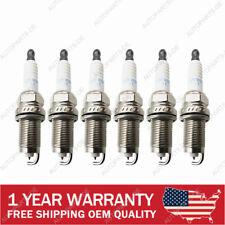 6Pcs for Acura Honda 9807B-5617W 6994 IZFR6K11 Spark Plugs Laser Iridium New
