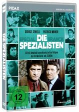 Die Spezialisten * DVD Krimiserie George Sewell * Pidax Serien-Klassiker Neu
