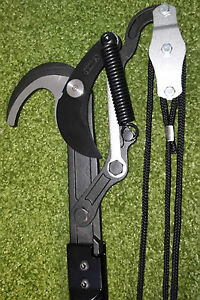 Heavy Duty Pruner Head Attachment for Barnel Pole Saws Cut Prune Bow Branch Tree