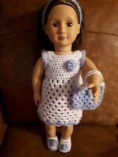 adatta la nostra generazione//Nuovo Sindy doll 18in Vestito e fascia /& Mutandine Bambole Vestiti
