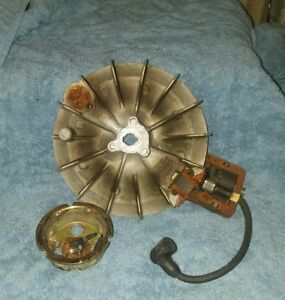 Strikemaster mag 3000 3.0 hp Coil fly wheel starter cup  ice auger parts bin1002