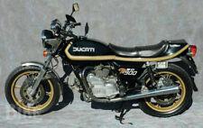 CutGrafix Ducati Darmah SD900 full restoration decal set inc. Ducktail stripes